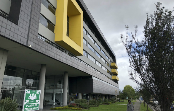Centro empresarial Dorado Business Center